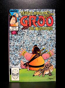 COMICS-Marvel-Epic-Groo-the-Wanderer-66-1990-RARE-batman-figure