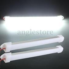 2x 12V Car 5630 LED SMD Interior Light Bar Strip Lamp Van Boat Caravan Motorhome