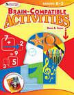 Brain-Compatible Activities, Grades K-2 by David A. Sousa (Paperback, 2007)