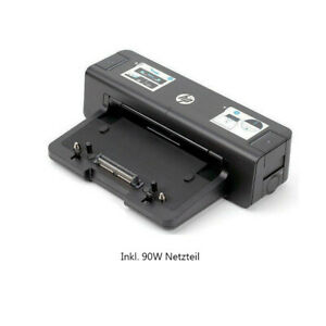 Hp-90W-Docking-Station-HSTNN-I11X-VB042AV-Abb-VB041AA-Elitebook-8440p