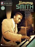 Jimmy Smith Jazz Play Along Book And Audio 000126943