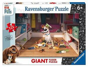 Ravensburger-Secret-Life-Of-Pets-Puzzle-Geant-de-Sol-125-pieces