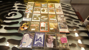 80s 90s Iconic Cassettes in Great Shape Most Sealed New Morrisey COC Costello AL
