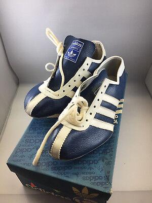 Vintage Adidas Avanti Leather Track