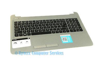 HP 15-AF130NR Laptop Palmrest 813975-001 Silver Grade A Tested Warranty
