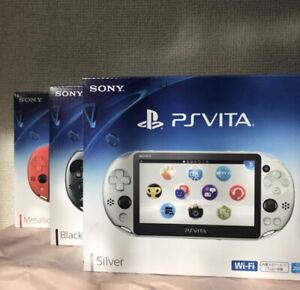 PS Vita PCH-2000 Sony Playstation Various Colores Accesorios Completa Excelente