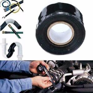 10-Ft-environ-3-05-m-auto-adhesif-Reparation-etanche-bande-caoutchouc-Auto-Wire-Fusion-Bondi-N6A0