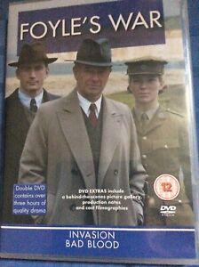 FOYLE-S-WAR-INVASION-BAD-BLOOD-DVD