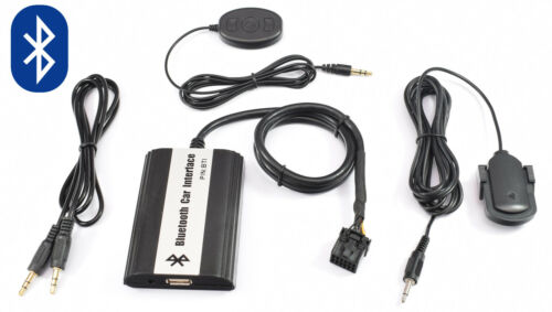 Bluetooth USB adaptador Ford Focus mk1 fiesta mk5 Mondeo mk2 mk3 kit de manos libres