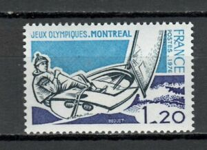 S25178-France-1976-MNH-Olympic-Games-Montreal-1v