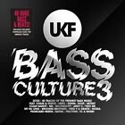 UKF Bass Culture, Vol. 3 by Various Artists (CD, Sep-2014, 2 Discs, AEI Media)