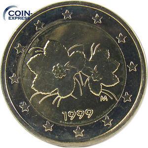 2 Euro Münze Finnland Auswahl Aus Diversen Jahren Finland Suomi