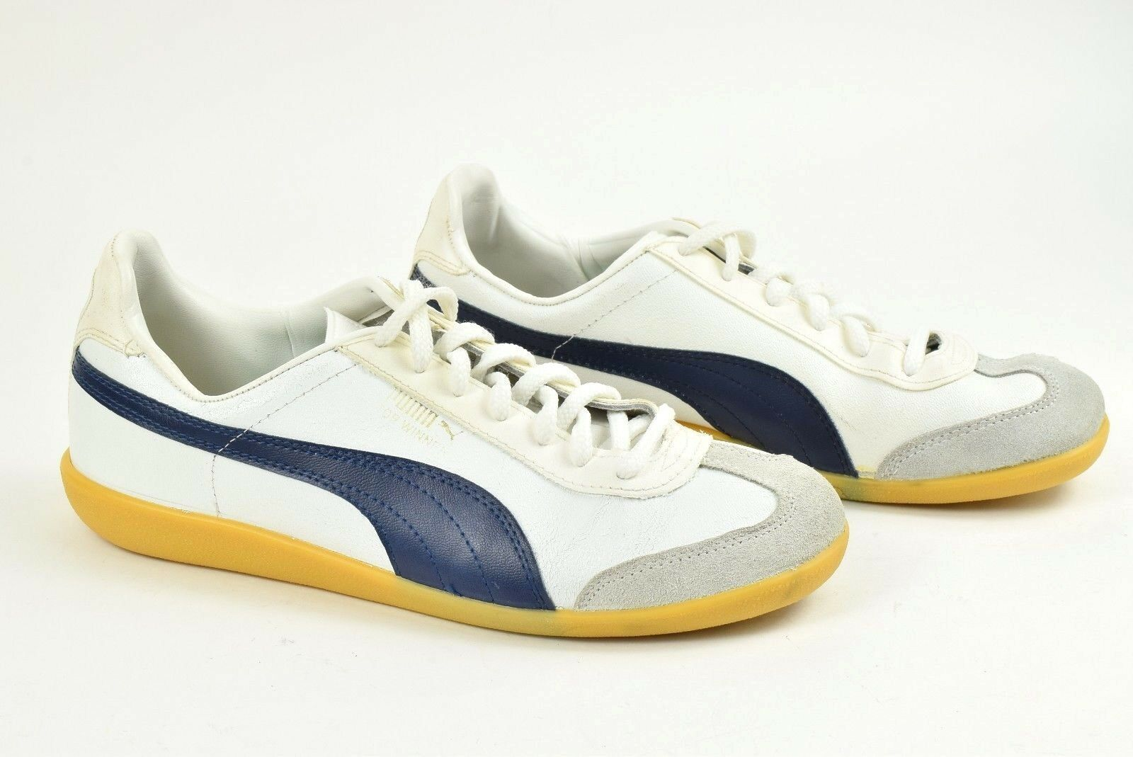 Puma Top Winner 1980 Vintage Trainers shoes Made in