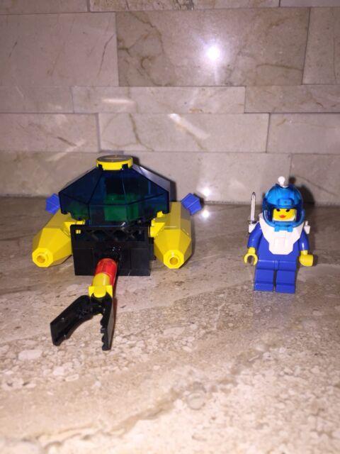 Lego Aquazone Aquanauts Sea Sprint 9 Aquanaut Octopod 6125 Ebay