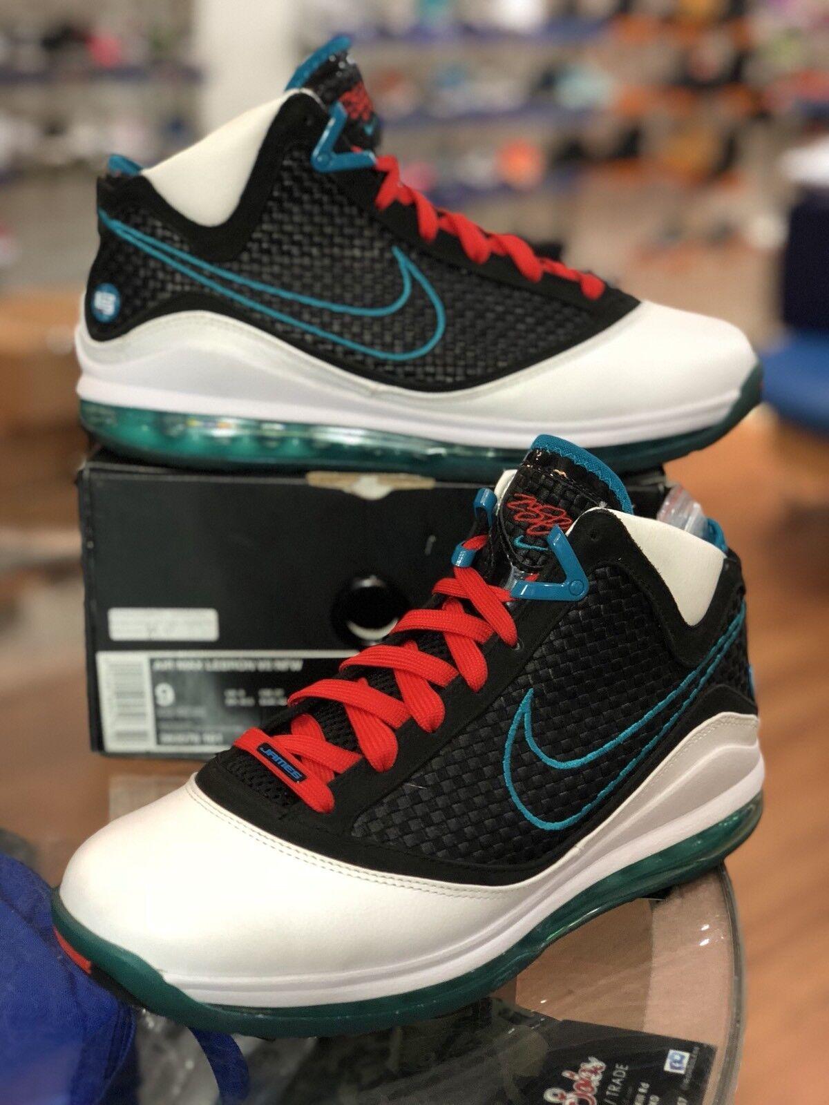 Nike Lebron 7 VII para nfw Alfombra Roja 383578 101 para VII hombre 0a8a0d