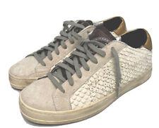 P448 Damenschuhe Hi Top Sneaker E8Love Leder, Textil
