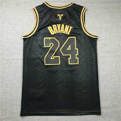Black Mamba Wish Kobe Bryant #24 Los Angeles Lakers ...