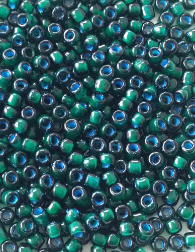 CHOOSE COLOR! 6//0 Japanese Lined Round Glass Seed Beads-28 Grams