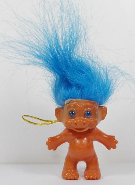 Troll Doll Mini Figure