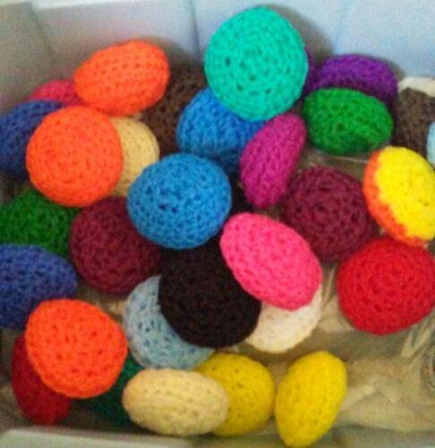 pot scrubbers scrubbies made of nylon net NEW COLOR 10 Nylon Net Scrubbies