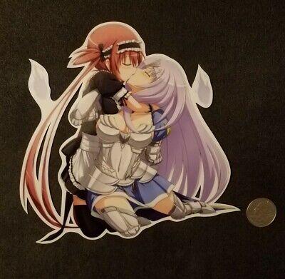 Queens Blade Annelotte Sticker