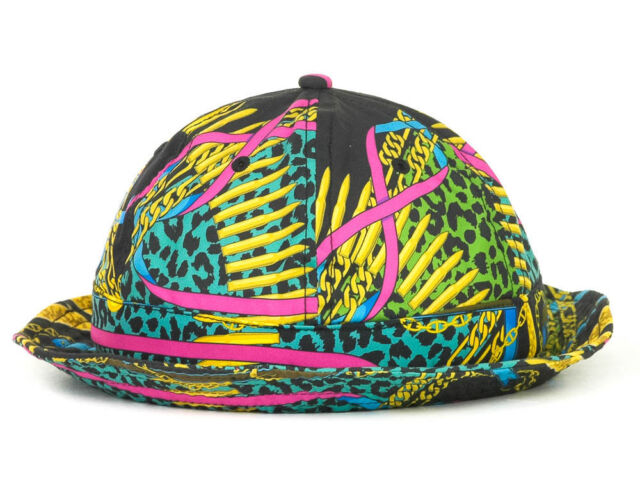 super popular 0cc25 45032 Crooks and Castles new Regalia Bucket Hat 511044 Cap Small Medium S M  48