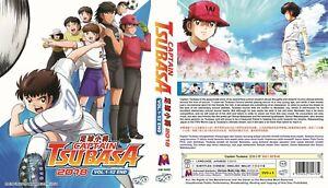 2018-Captain-Tsubasa-chapitre-1-Final-52-toutes-region-BRAND-NEW-FACTORY-SEAL