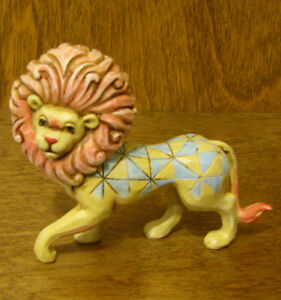 Jim-Shore-Heartwood-Creek-Minis-4037662-LION-New-From-our-Retail-Store