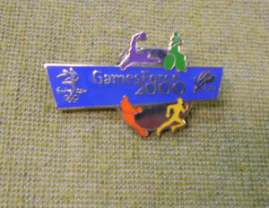 SYDNEY 2000 OLYMPIC GAMES PARALYMPIC GAMES FORCE PIN