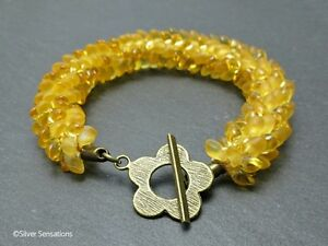 Frosted-amp-Golden-Yellow-Woven-Petals-Seed-Bead-Kumihimo-Fashion-Bracelet