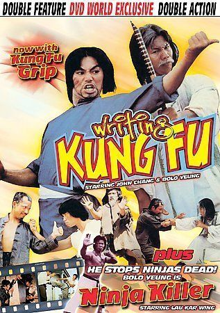 Writing-Kung-Fu-Bolo-The-Ninja-Killer-DVD-New-OD-649107409202-OD-421