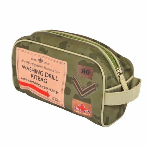 Officiel Dad/'s Army Lavage Drill Kit Lavage Sac de Voyage Accessoire