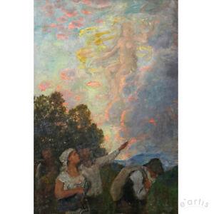 OTTO-SCHOLDERER-OLGEMALDE-VISION-FANTIN-LATOUR-MANET-THOMA-FREUND-VP-58219