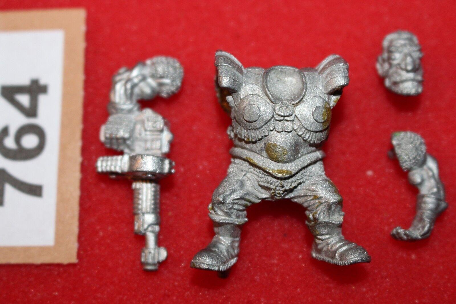 Games Workshop WARHAMMER 40k Rogue Trader Ogryn Bob Olley metallo fuori catalogo 90 S ogryns B