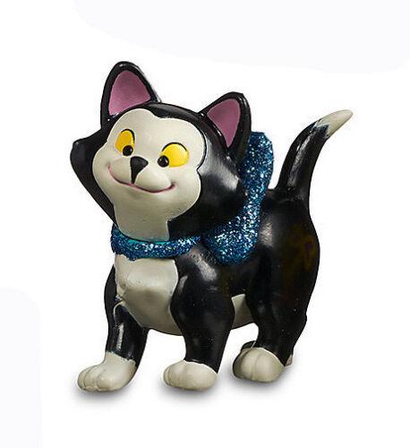Disney Figaro Black Cat Minnie Mouse Happy Helper Figure Figurine Cake Topper