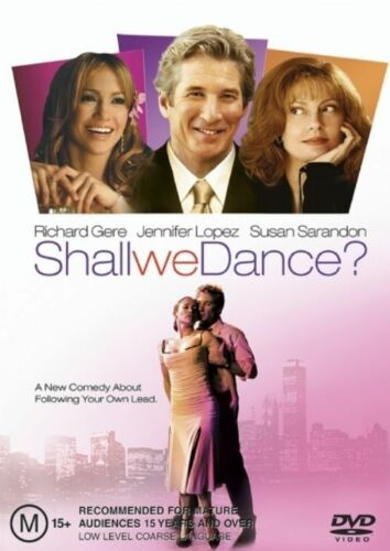 1 of 1 - Shall We Dance? (DVD, 2005) R4 PAL NEW FREE POST