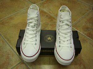 White Hi Optical Gr Star 39 Neu Weiß M7650 Converse All Chucks x6TwtqI0H