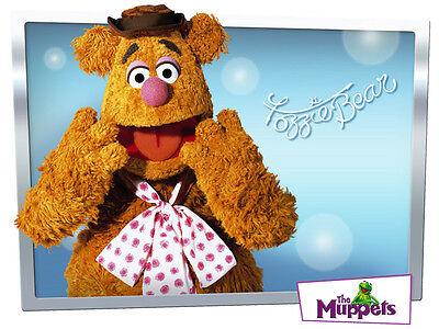 The Muppets Fonzie Bear T-Shirt Boys Girls Kids Age 3-15 Ideal Gift//Present