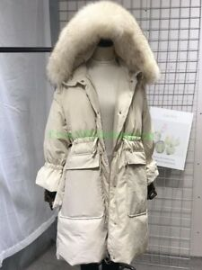 Women'S Parka With Real Fur Hood