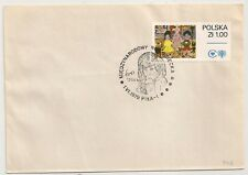 COVER POLAND POLOGNE 1979. L746
