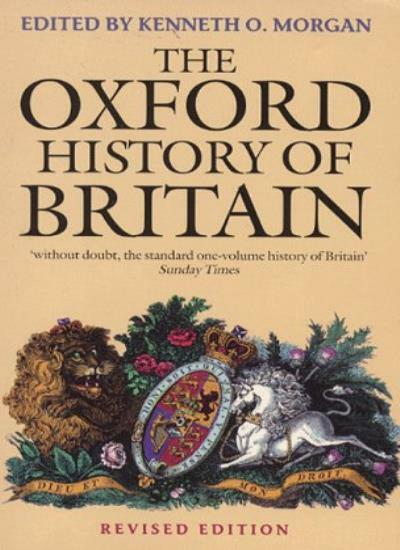 The Oxford History of Britain,Kenneth O. Morgan- 9780192853493