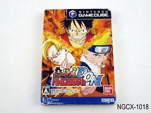 Battle-Stadium-DON-Gamecube-Japanese-Import-Nintendo-GC-NGC-Japan-JP-US-Seller-B