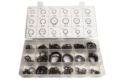 225-PC Retaining Ring Assortment Set