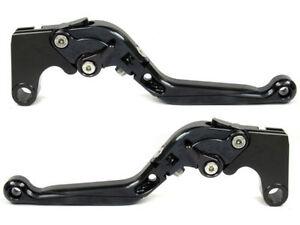 Levier-levers-flip-up-foldable-Suzuki-FULL-black-SUZUKI-600-GSXR-750-2011