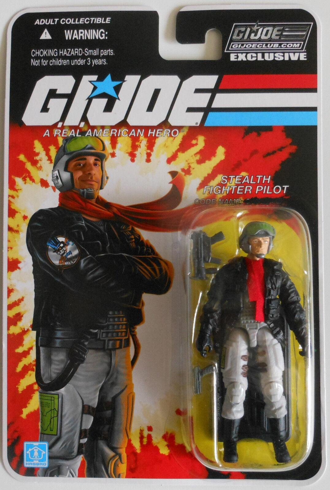 GHOSTRIDER GI Joe Cobra FSS 6.0 MOC GI Joe Club Exclusive