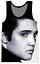 Summer Women Men 3D Print ELVIS Presley Casual Tank Top Sleeveless Vests Tops