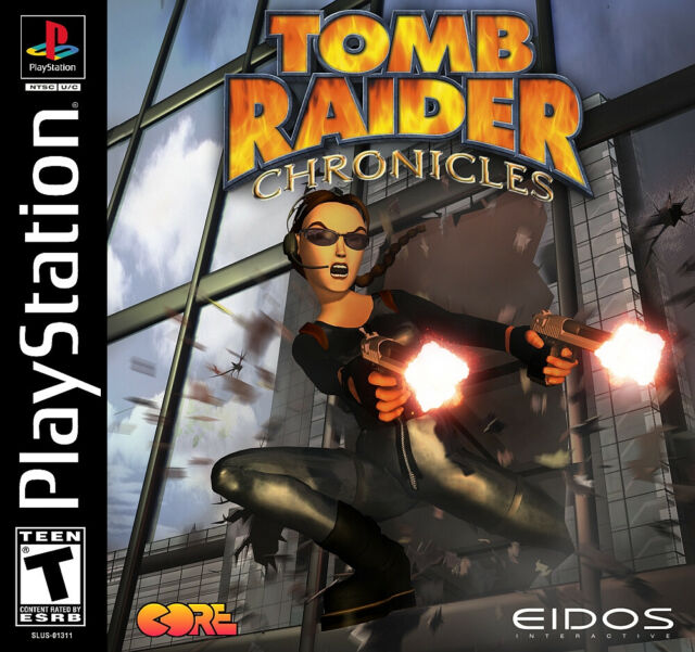 Tomb Raider Chronicles Details - LaunchBox Games Database
