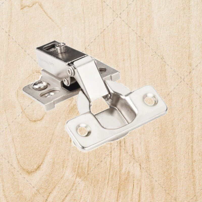 Face Frame Concealed Cabinet Hinges Self Closing 125 deg 1 2 Overlay hd2855-10