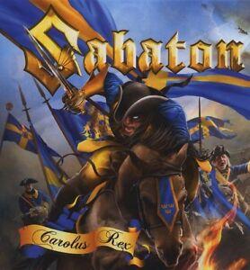 SABATON-034-CAROLUS-REX-034-2-CD-NEU-23-TRACKS