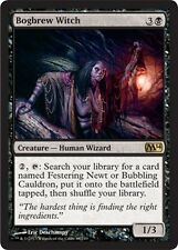 Strega dell'Infuso Paludoso - Bogbrew Witch MTG MAGIC 2014 M14 Italian